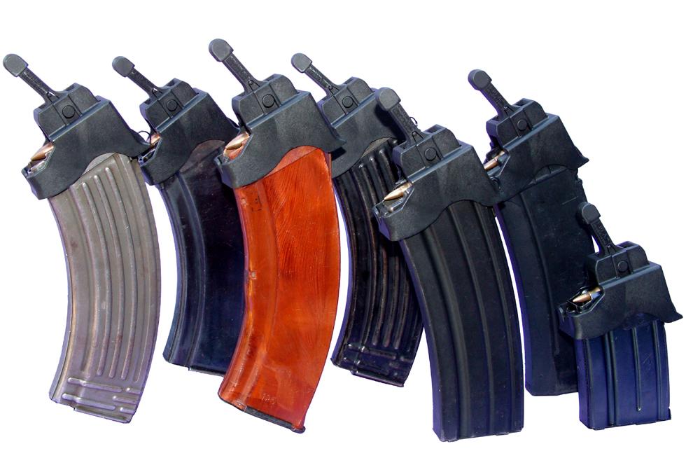 AK-47 / GALIL LULA Mag Loader & Unloader
