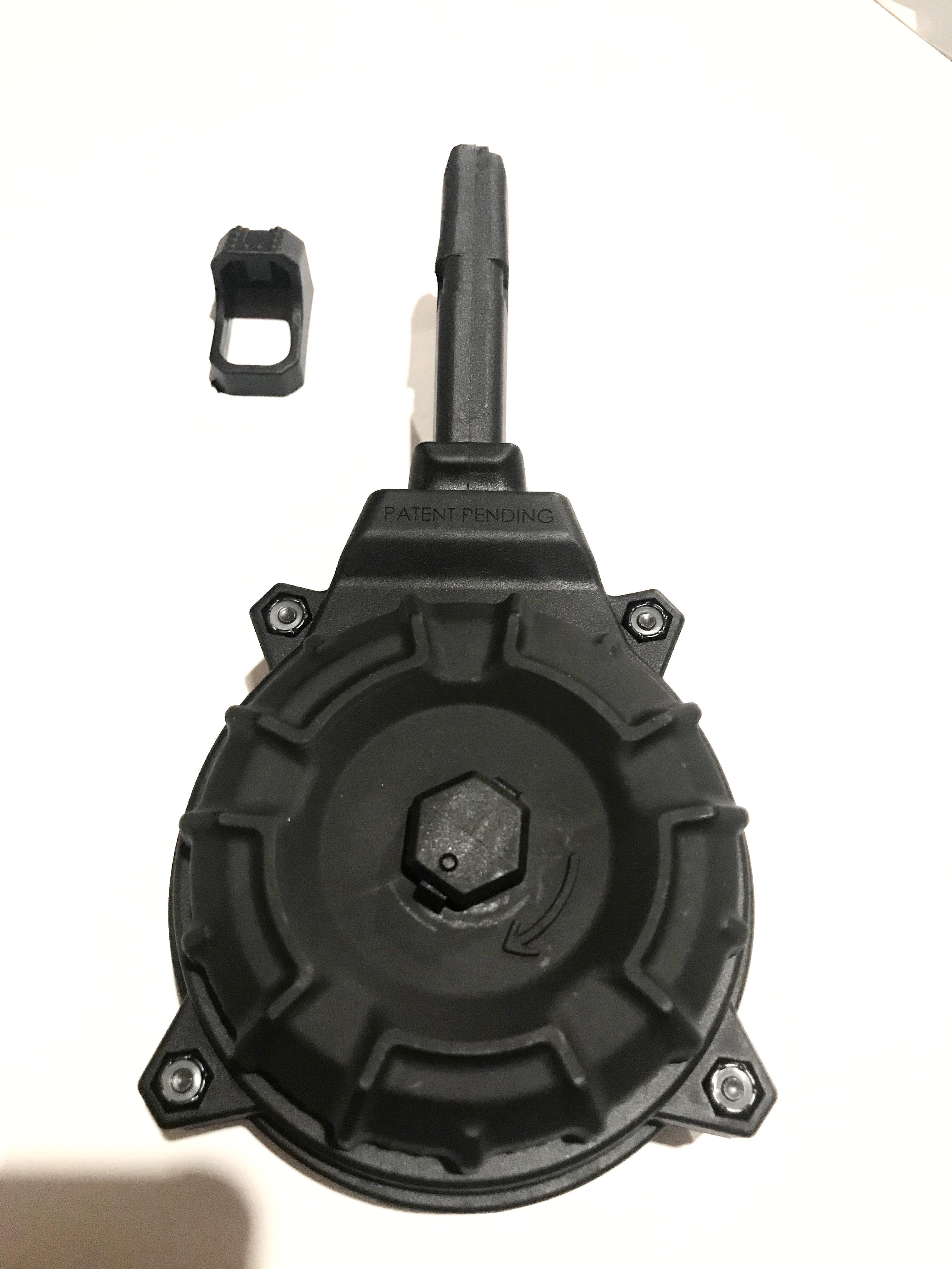 Glock 43 9mm 50 round magazine DRM-A14