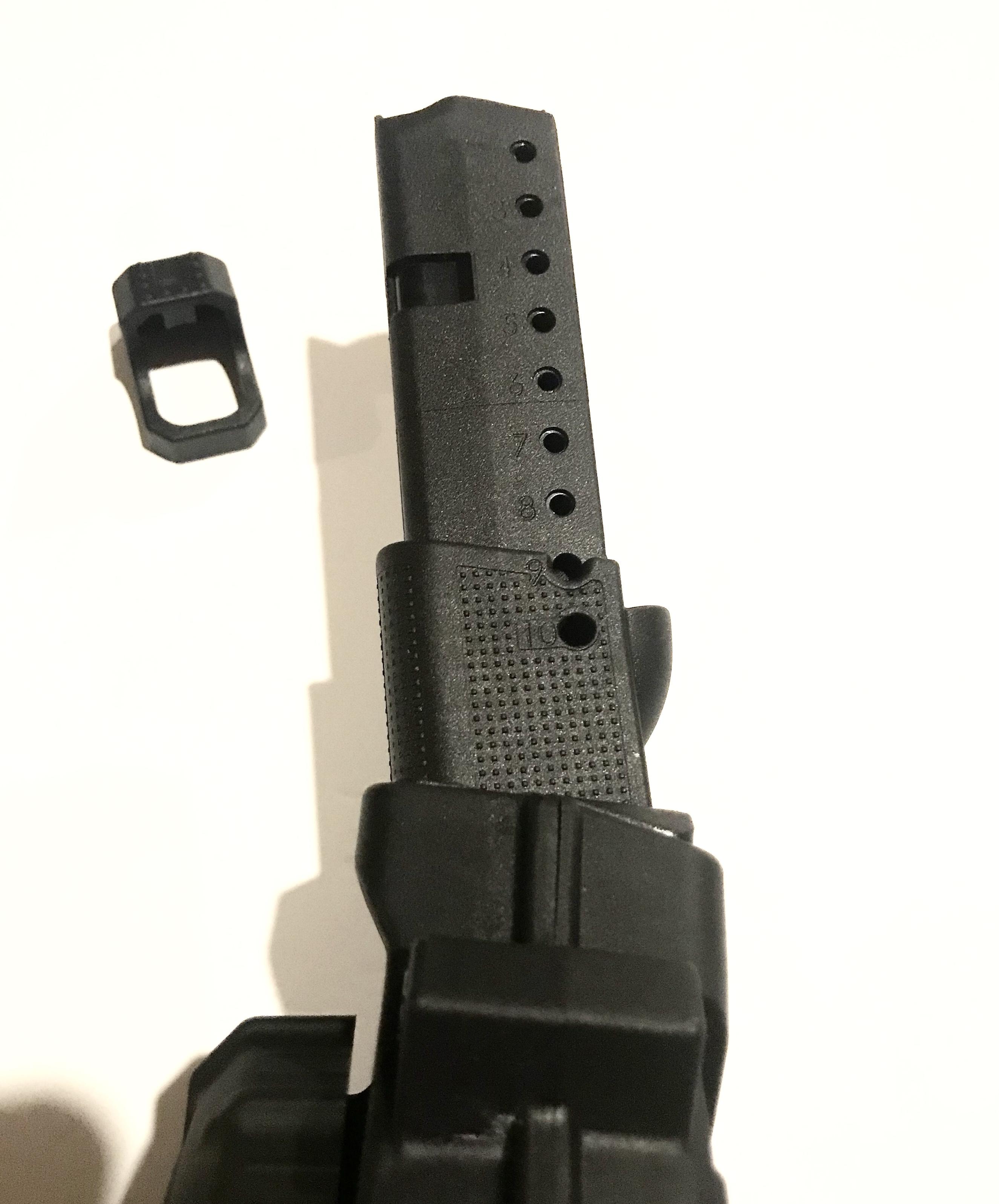 Glock 42  380 50 round magazine DRM-A13