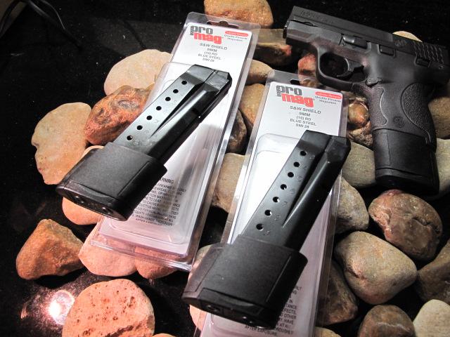 Glock 42 Extended Magazines Promag SMI 28 - Smith &...