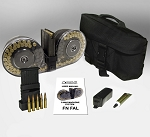 FNFAL C-MAG Beta C Twin 100 round drum (.308)