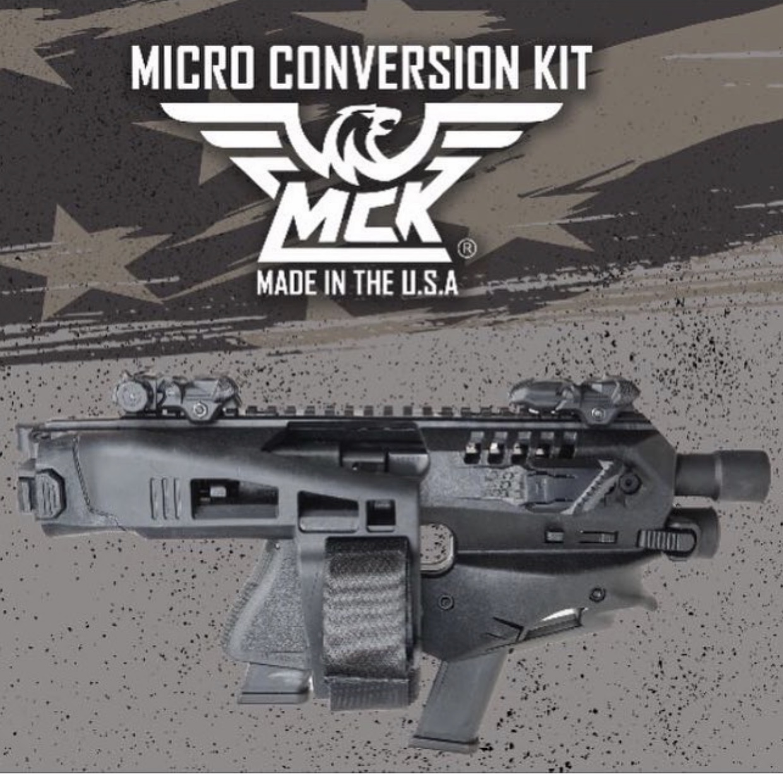 MCK | MICRO CONVERSION KIT (GLOCK)