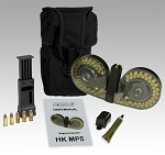 HK MP5 100 round Beta C Twin  Drum Magazine