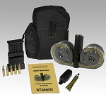 STAGNAG, H416, SA 80, FN SCAR 16 C-MAG™  100 round Twin drum System