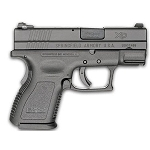 XD® 3? SUB-COMPACT 9MM HANDGUN, LOW CAPACITY