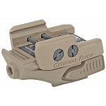 Crimson Trace Corporation RailMaster LaserUniversal Rail Mount Tan