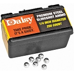 Daisy Powerline Steel Slingshot Ammo 1/4