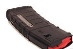 PMAG Windowed LWRC Six8 6.8 SPC Magazine 30RD Black