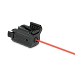 LaserMax Spartan Red Laser Fits Picatinny Black Finish