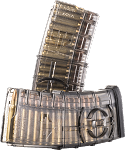 ETS AR15 Magazine, 30 Round, with Coupler