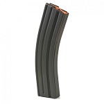 AR-15 .223/5.56 STAINLESS STEEL 40 ROUND MAGAZINE -ORANGE FOLLOWER