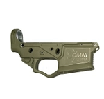 American Tactical ATI Omni Hybrid Polymer Stripped Multi-Cal Lower Battlefield Green