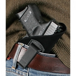 Blackhawk INSIDE-THE-PANTS HOLSTER - BLACK SIZE 03 RIGHT HAND