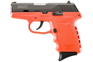 SCCY CPX-2 with color options