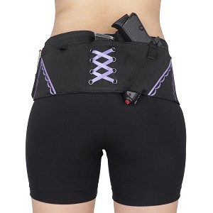 WOMANS HIP HUGGER WAISTBAND HOLSTER