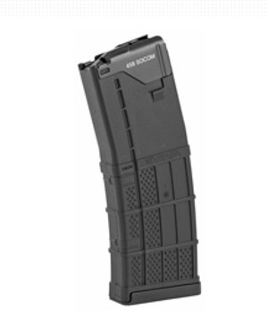 CMMG, Magazine, MkW-15, 458 Socom, 10Rd, Black Finish