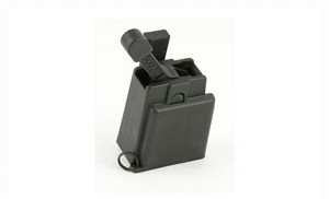Magazine Loader/Unloader, 9MM, Fits Uzi, Black