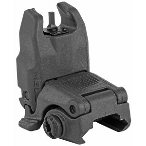 Magpul Industries MBUS Back-Up Front Sight Gen 2 black flip up