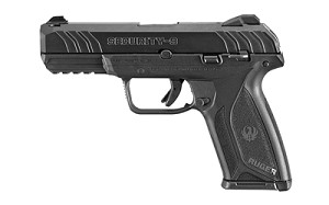 "Ruger Security-9 9mm 15rd 4"" Centerfire Pistol 3810"