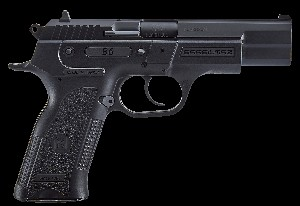 Sar B6 black 9mm handgun
