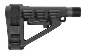 SBA4 Adjustable pistol brace