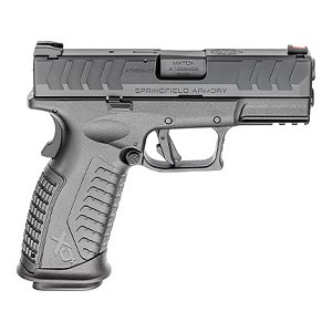 "Springfield XDM Elite 9mm 3.8"" Black 2 Magazines"
