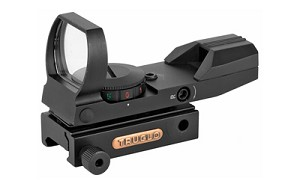 Truglo Dual Color Open Red Dot Red/Green 5MOA