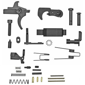 TPS Arms AR-15 Lower Parts Kit Without Pistol Grip
