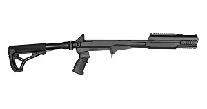 Defense SKS Chassis System with Buttstock for Chinese, Russian and Most Other SKS Rifles