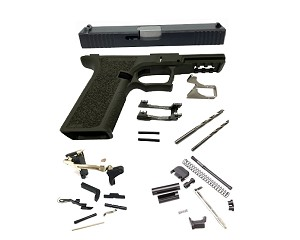 PF940C Glock 19 Full Build Kit - FDE
