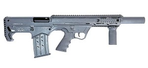 "Black Aces Pro Series Bullpup Semi-Auto Shotgun - Black | 12ga | 18.5"" Barrel 