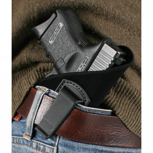 Blackhawk INSIDE-THE-PANTS HOLSTER - BLACK, SIZE 01, RIGHT HAND