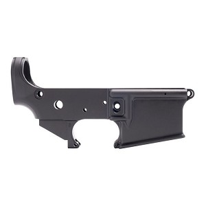 Anderson AM-15 Forged Stripped AR15 Lower Receiver - Black