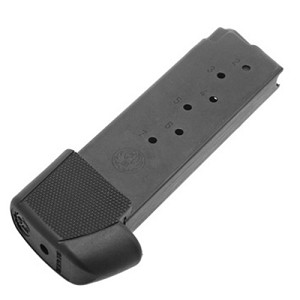 Factory Ruger LC9/EC9 9mm Ext Mag 9rd