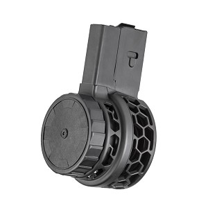 X Products 50 Round Skeletonized drum for the AR15 & M16